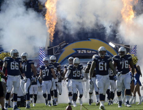 So The Chargers Are Basically Moving To Los Angeles Right