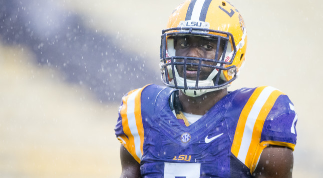 LSU's Leonard Fournette won't play in Citrus Bowl vs. Louisville