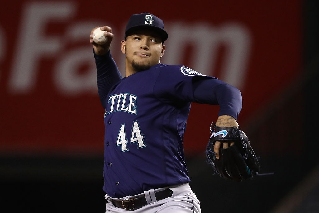New Diamondbacks starter Taijuan Walker