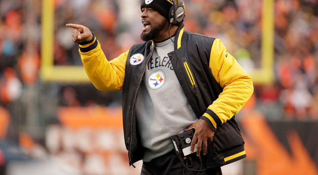 Fired up Steelers defend Mike Tomlin from Terry Bradshaw criticism