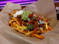 Taco Bell loaded fries