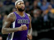 DALLAS, TX - DECEMBER 07: DeMarcus Cousins #15 of the Sacramento Kings takes on the Dallas Mavericks in the second half at American Airlines Center on December 7, 2016 in Dallas, Texas. (Photo by Tom Pennington/Getty Images)