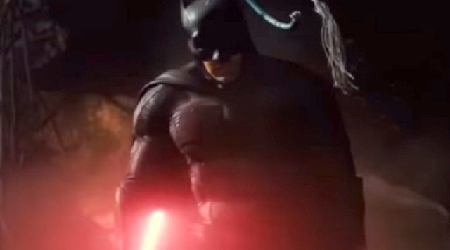 Zack Snyder's Fun 'Star Wars' + 'Batman v Superman' Mashup