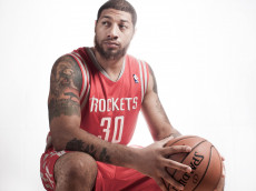 TARRYTOWN, NY - AUGUST 21:  Royce White #30 of the Houston Rockets poses for a portrait during the 2012 NBA Rookie Photo Shoot at the MSG Training Center on August 21, 2012 in Tarrytown, New York. NOTE TO USER: User expressly acknowledges and agrees that, by downloading and/or using this Photograph, user is consenting to the terms and conditions of the Getty Images License Agreement.  (Photo by Nick Laham/Getty Images)