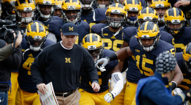 MI will hold spring football practice in Rome