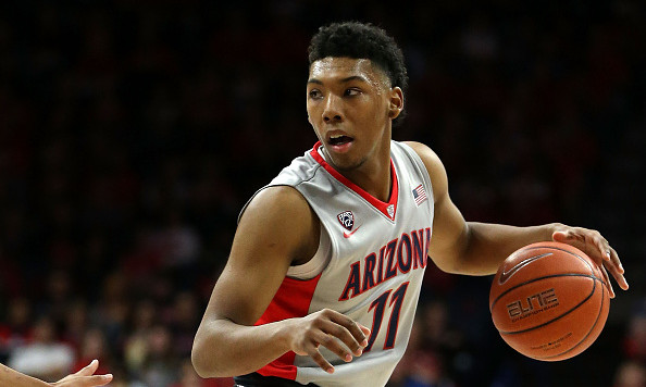 Arizona's Allonzo Trier suspended for failed PED test