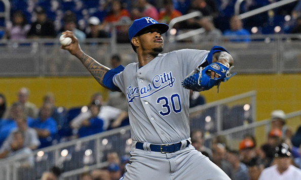 Royals Pitcher Yordano Ventura Dies In Car Wreck