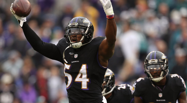 Ravens LB Zach Orr Forced To Retire At Age 24
