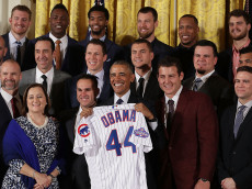 Cubs and Obama