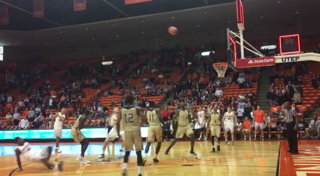 UTEP-FIU men's, women's basketball games both end 88-87 on OT buzzer-beaters