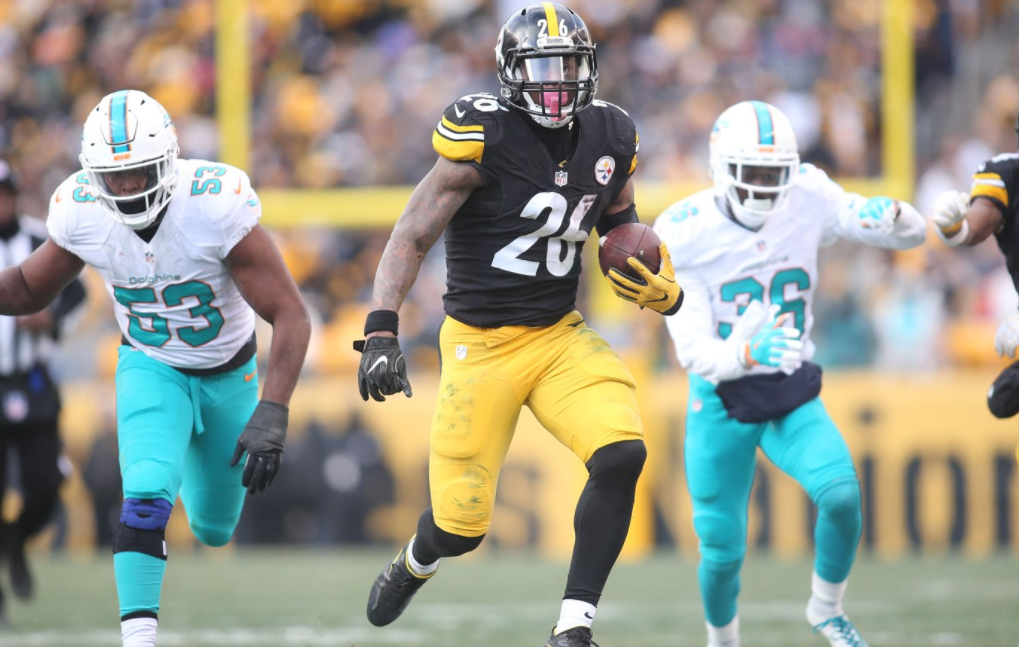 Le'Veon Bell once again put on a show, this time at the expense of the Dolphins.