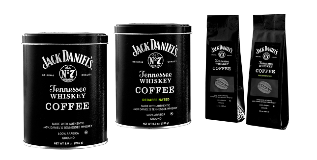 Jack Daniel's launches whiskey-infused coffee