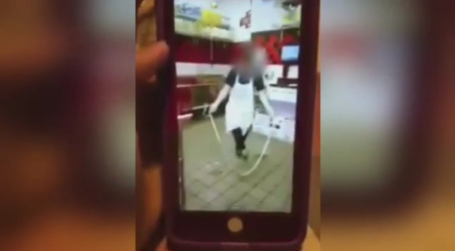 Jimmy John's workers fired for using dough as jump rope