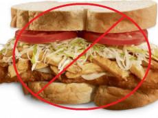 Primanti Fish Sandwich