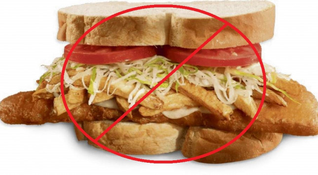 Primanti Fish Sandwich