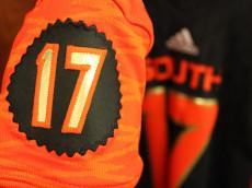 Senior Bowl jersey