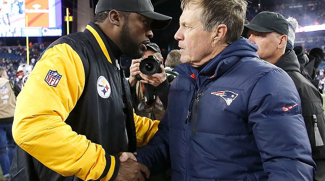 Patriots vs Steelers Odds and Point Spread: Tom Brady faces Ben Roethlisberger