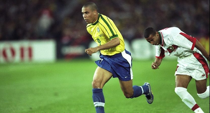 Brazil legend Ronaldo reveals reason for that haircut at 2002 World Cup