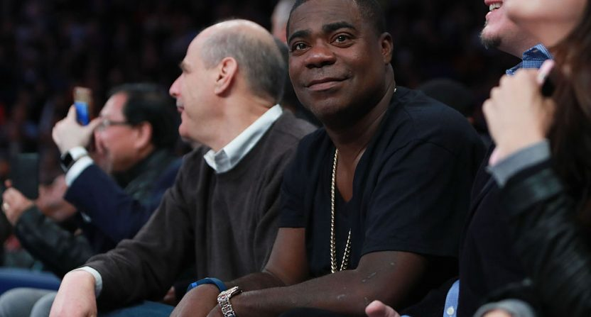 Tracy Morgan Netflix comedy special filmed in NJ theater