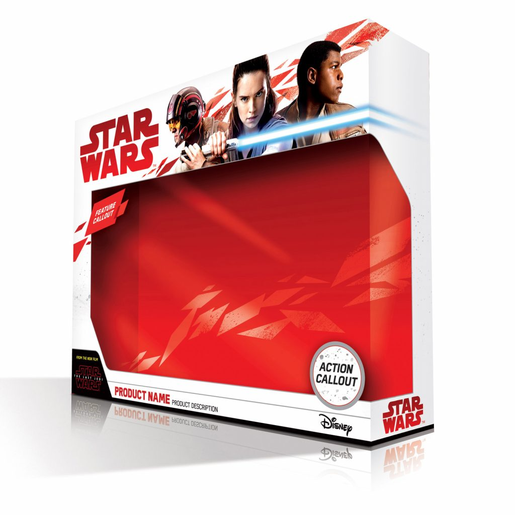 Star Wars Force Friday II packaging
