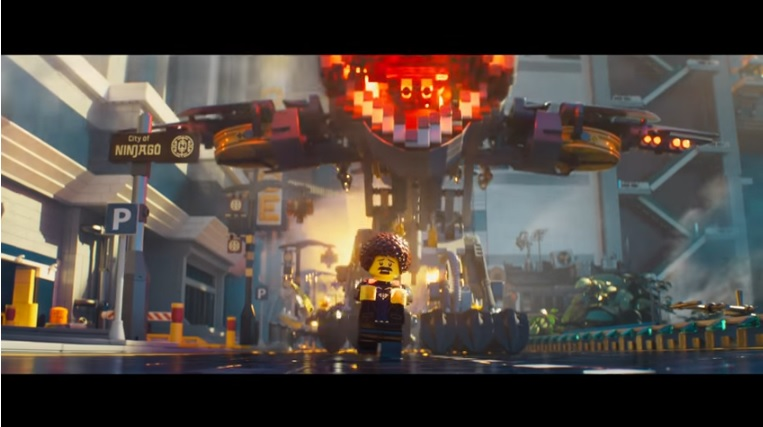 Get ready for The LEGO NINJAGO Movie with this awesome trailer