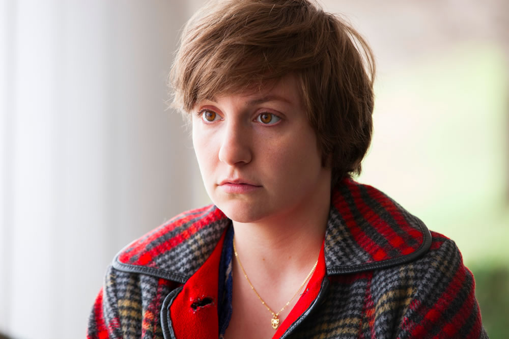 Lena Dunham Season 3 Girls 1