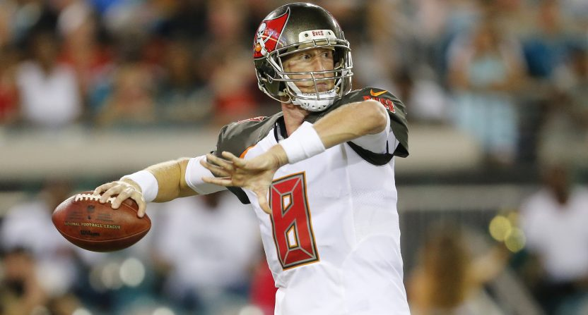 Chicago Bears reportedly targeting former Tampa Bay Buccaneers QB Mike Glennon