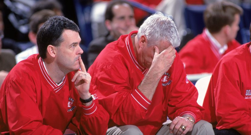 Indiana Basketball: Bob Knight Blasts Hoosiers Administrators