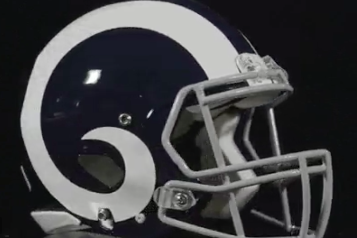 Los Angeles Rams Bringing Back Sweet Retro White And Blue