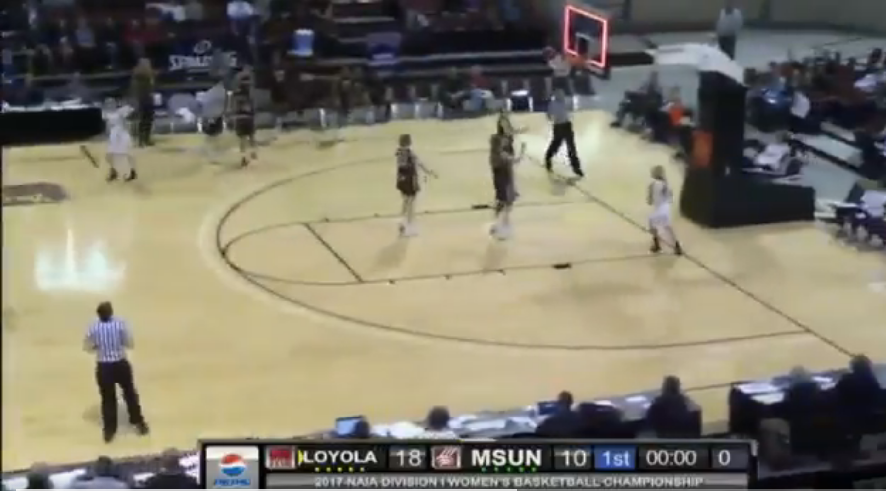 Women's basketball player at Montana State Northern hits ...