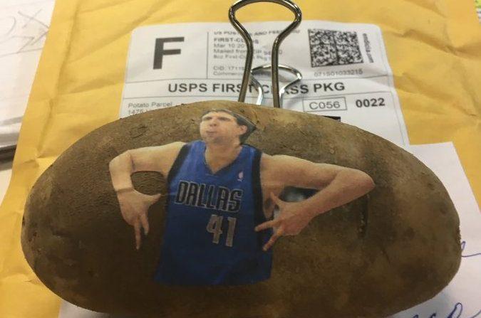 Image result for dirk potato