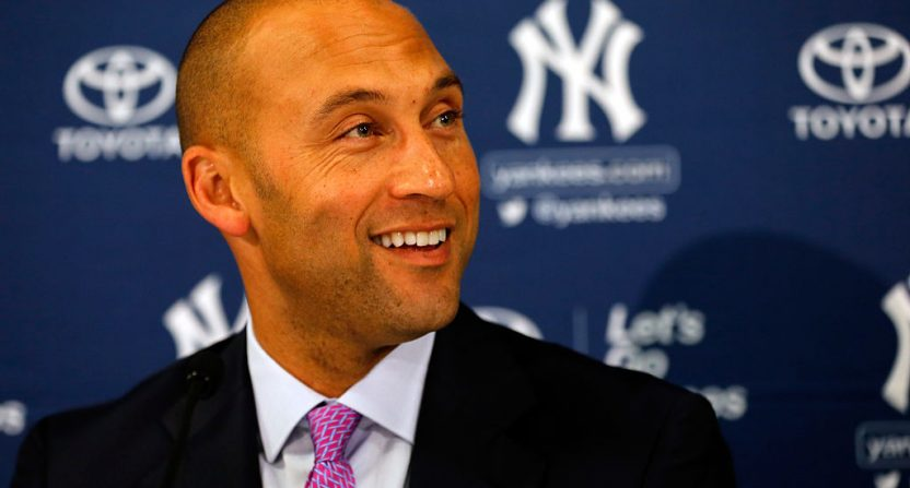 Palladino: Jeter Owning Marlins Would Make Sense On Many Levels