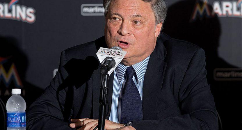 Jeffrey Loria