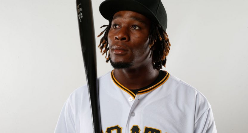 Pirates call up gift ngoepe first mlb player from african continent negle Choice Image