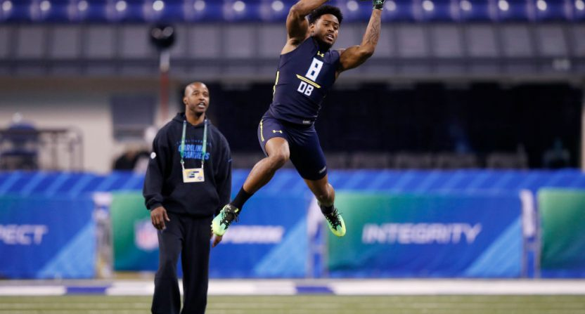 Gareon Conley NFL Draft