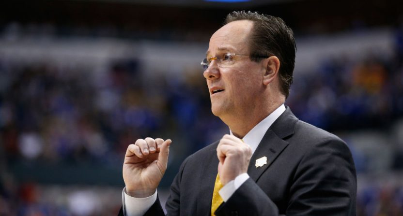 Shockers make move: Wichita State leaving MVC for AAC