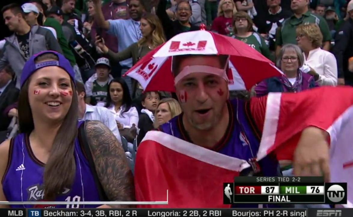Canadian-fan