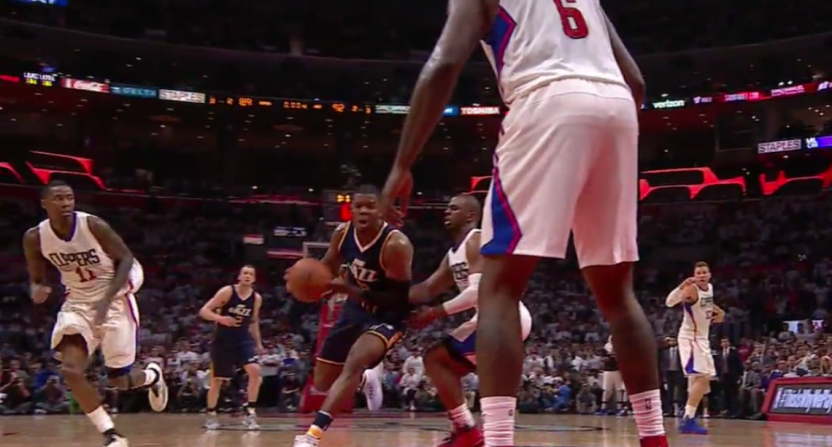 Joe Johnson vs Clippers