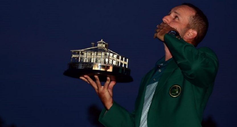 With Masters Win, Sergio Garcia Headed for Biz Breakthrough