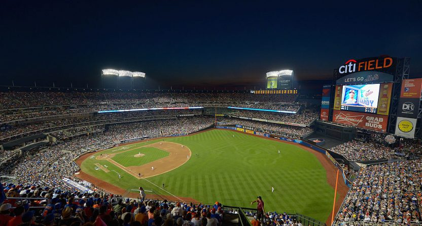 Rangers vs. Sabres Announced for 2018 NHL Winter Classic at Citi Field