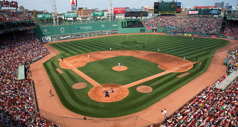 Red Sox Eject, Ban Fan Who Allegedly Used Racial Slur