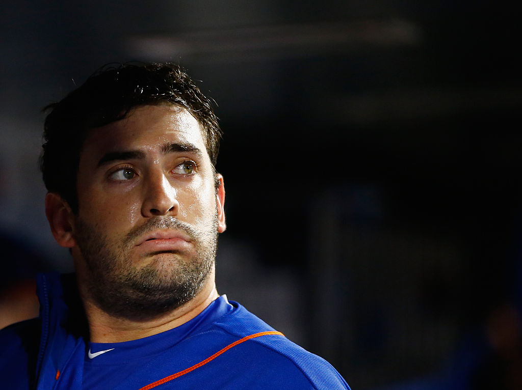 Did Matt Harvey miss the Mets game due to being sad about ...
