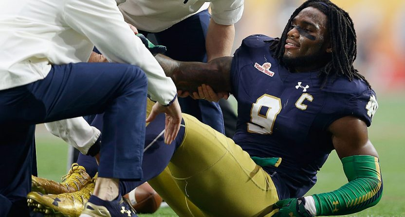 Cowboys' Jaylon Smith confident he'll play Week One