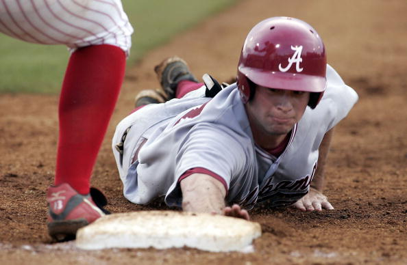 Alabama baseball coach Greg Goff dismissed