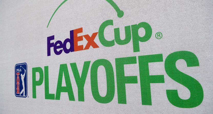 PGA Tour extends deal with FedEx through 2027