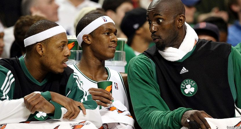 Ray Allen seemingly responds to criticism from Celtics with photo