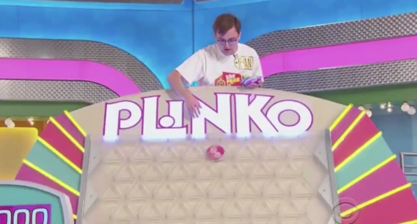 Pa. man destroys Plinko record on 'Price is Right,' almost goes insane