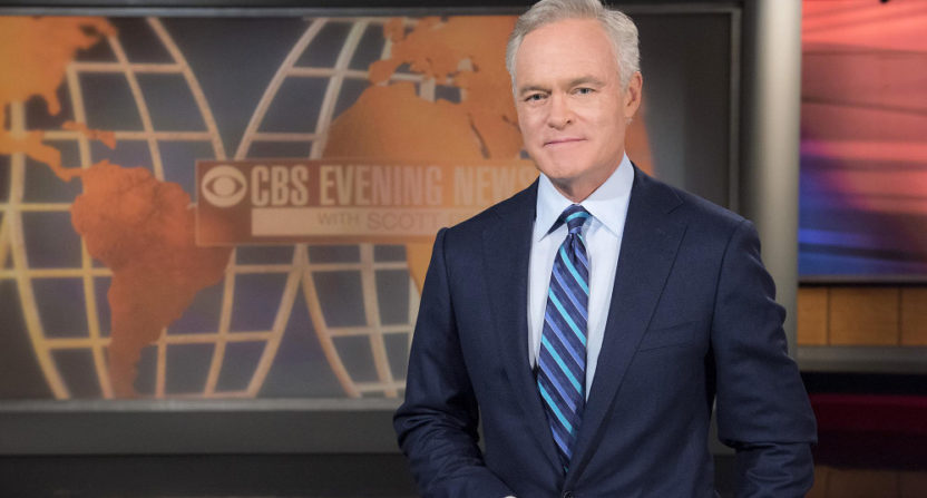 Scott Pelley has reportedly been ousted from 'CBS Evening News'