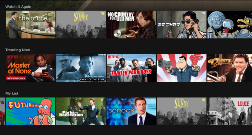 how to change netflix preferences