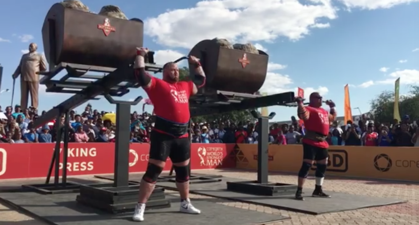 'The Mountain' from 'Game of Thrones' loses World's ...